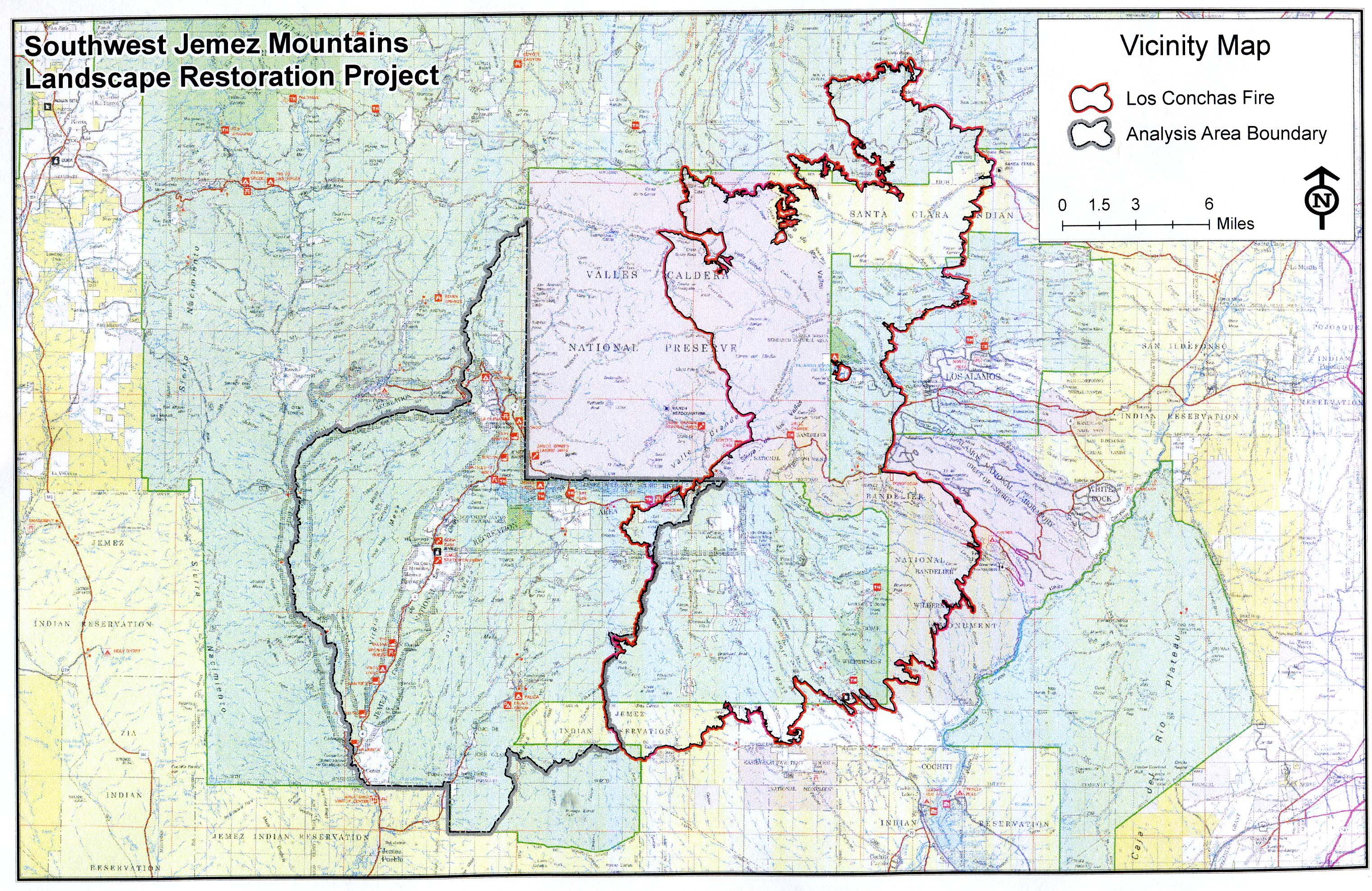 Forest Restoration Too Little Too Late  La Jicarita - Us national forest fire map