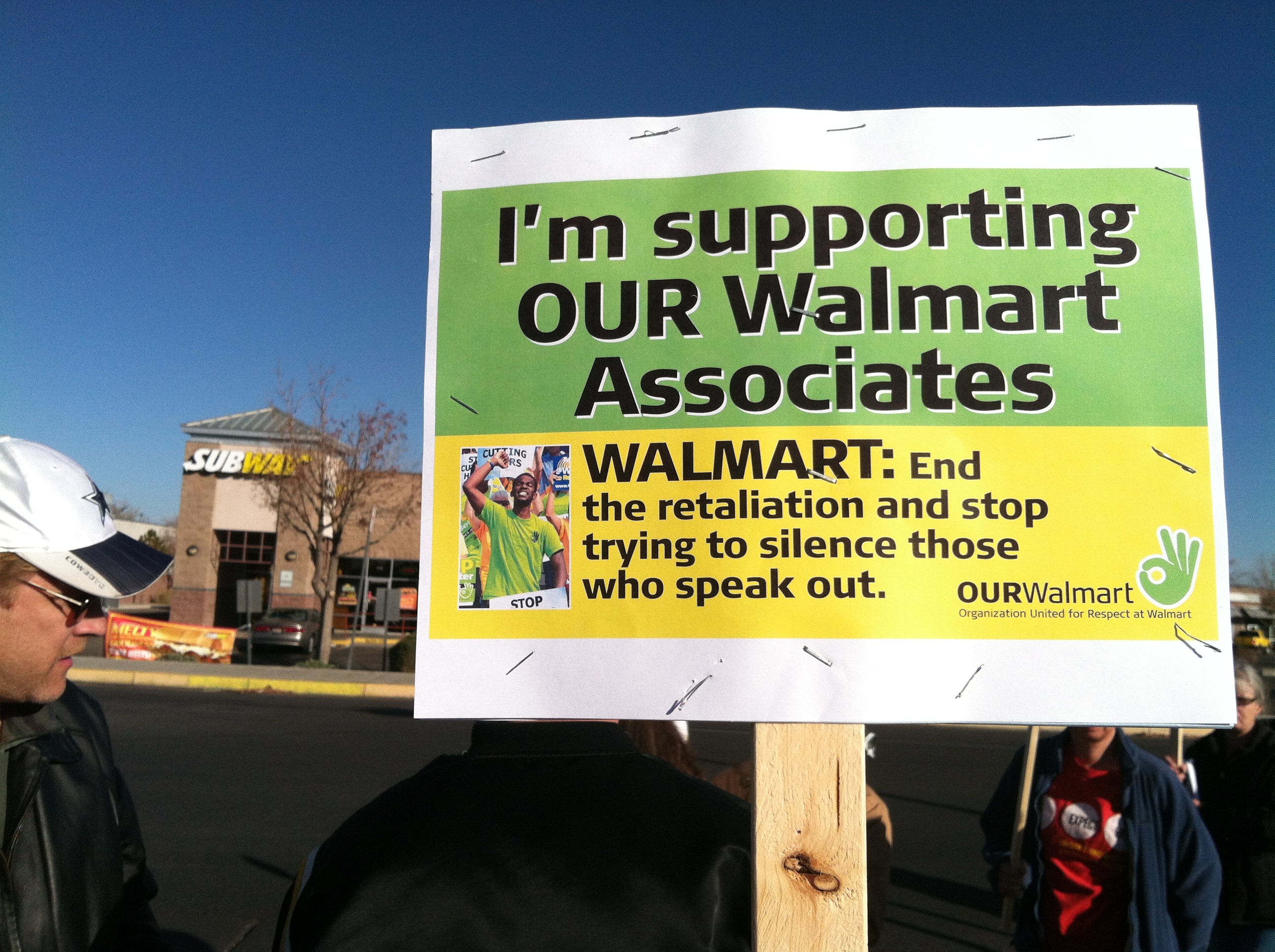 Walmart low wages essay