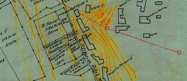 OSE 1919 Map 10 Detail B