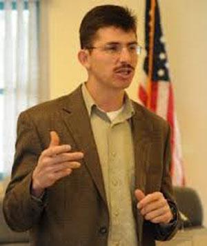 Mora County Commissioner John Olivas. lvdailytimes.com photo