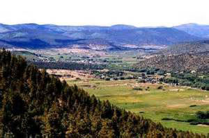 The beautiful Mora Valley