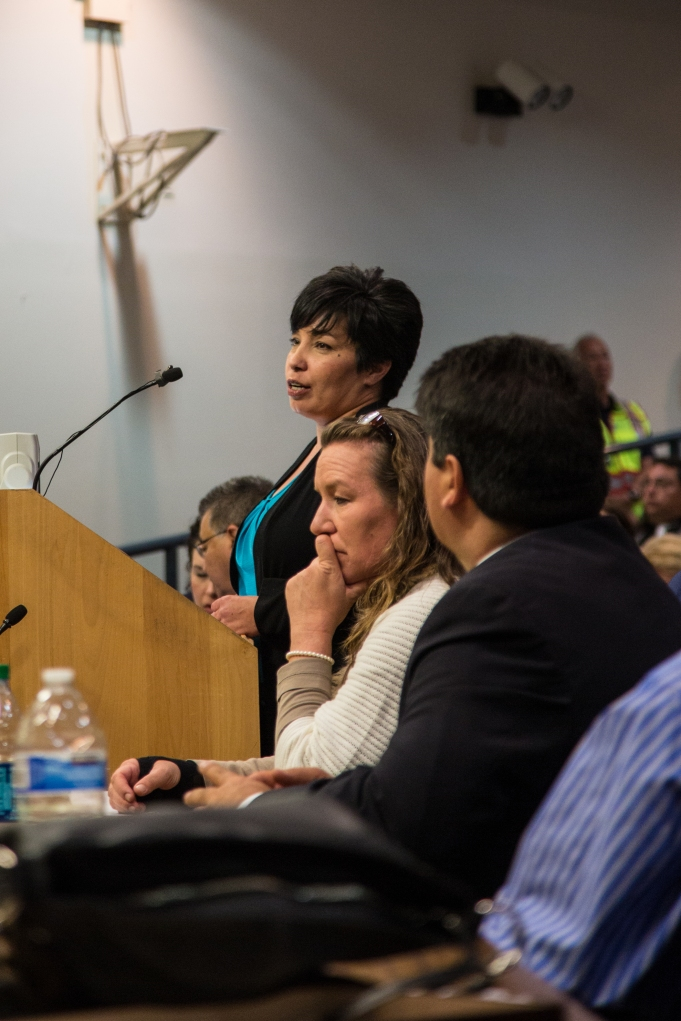 "Dinah Vargas reminded councilors, ""History is being written."" She further emphasized that the rest of the world was watching and their action and past inaction on police violence did not just affect Albuquerque, but the rest of the nation."