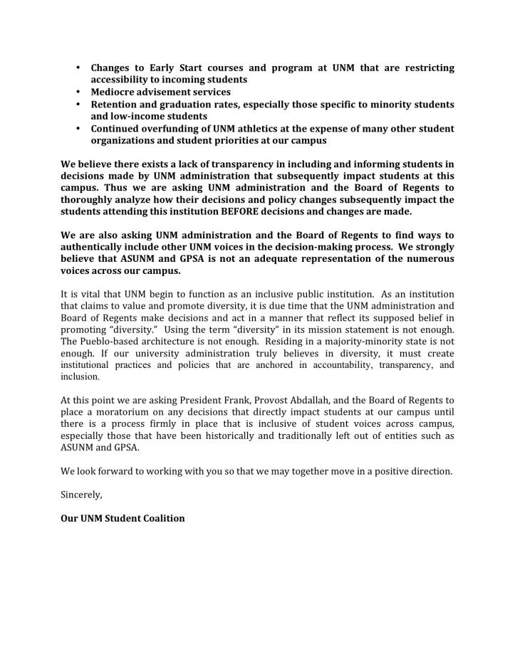 ourunm statementfinal2