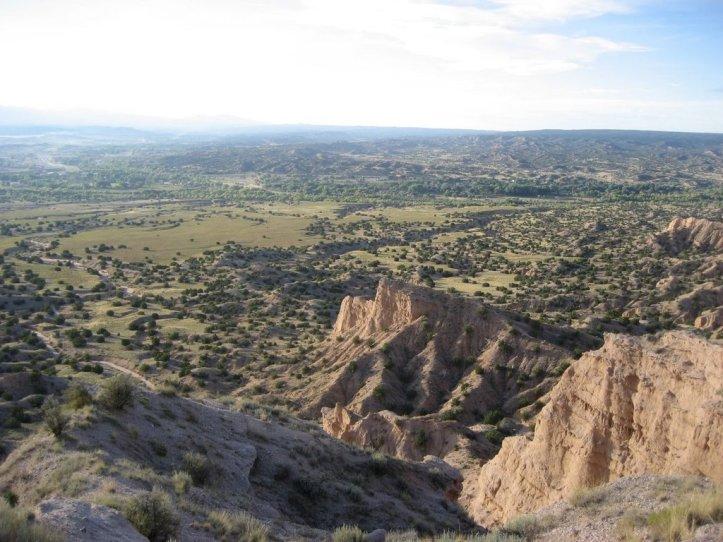 The Pojoaque Valley. panoramia.com photo