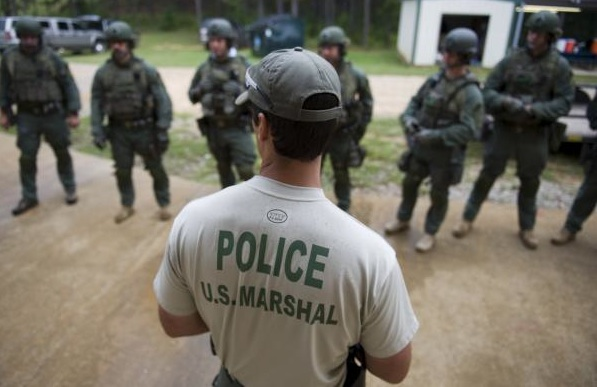 u.s. marshals  After Shootings, New Concerns About the US Marshals and its Long ...