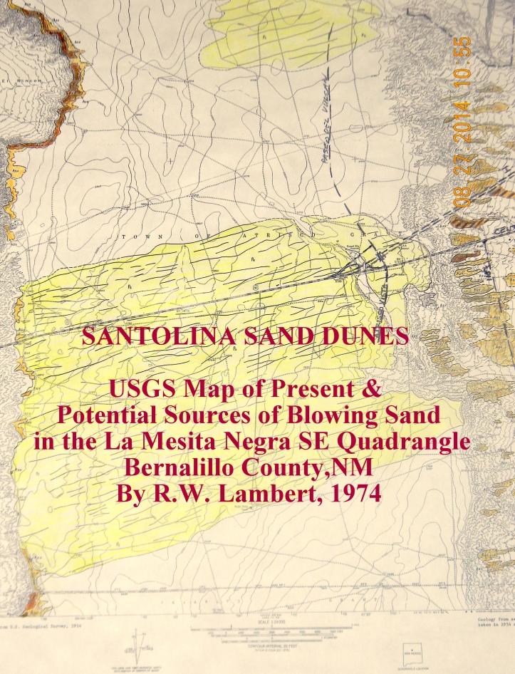 Santolina USGS