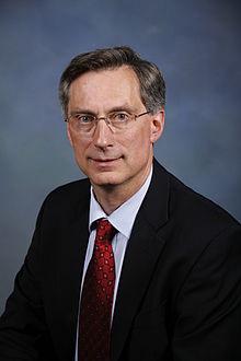 Charles McMillan, Director of LANL. Wikipedia photo