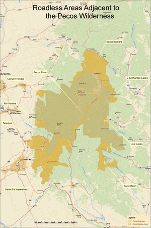 pecos overview map 05012010